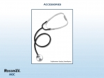 Rossmax Medical Stethoscope.