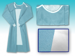 ASEPTA Surgical Gown SPUNLACE reinforced