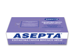 ASEPTA Vinyl Examination Gloves Blue