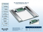 Rossmax Medical Glass Personal Scale WA 100